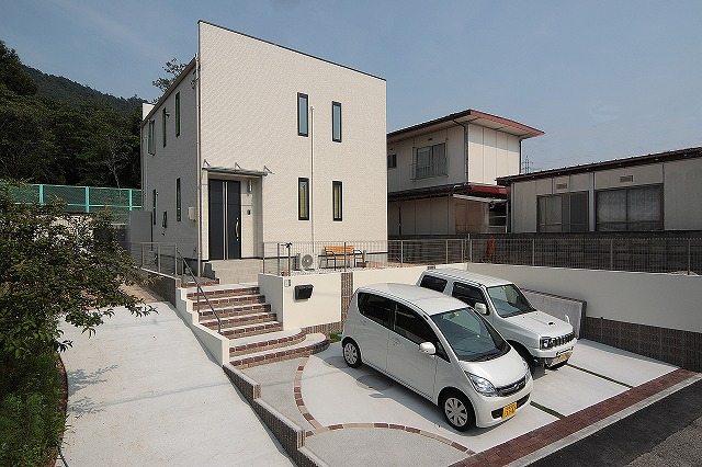 [Cubist] 熊野 T様邸