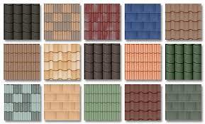 屋根素材の種類について