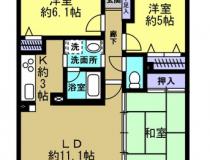 【中古マンション】呉市吉浦新町1丁目