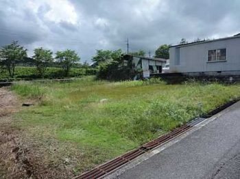 【売地】東広島市黒瀬町大多田字八畝ヶ畑