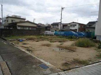 【売地】東広島市黒瀬切田が丘3丁目