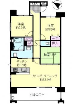 【中古マンション】呉市阿賀中央3丁目
