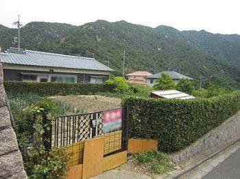 【売地】呉市倉橋町重生