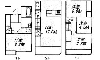 【新築戸建】呉市阿賀中央2丁目