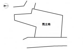 【売地】呉市汐見町