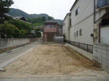【売地】呉市天応南町