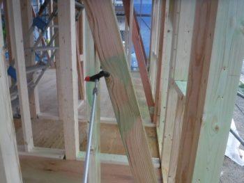 害虫(白蟻)に強い家なら、ホウ酸施工ができる呉市のオオサワ創研にお任せください!!4