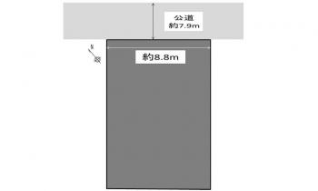【売地】呉市仁方桟橋通