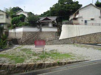 【売地】呉市東鹿田町