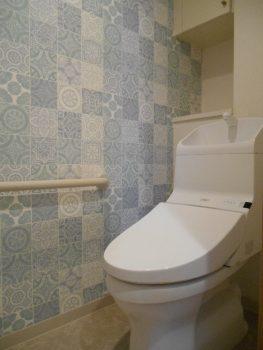 クレアセトル西中央 トイレ