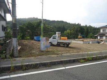 【売地】呉市焼山三ツ石町