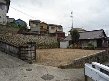 【売地】呉市室瀬町
