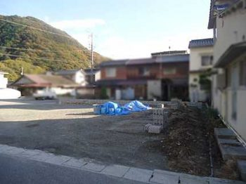【新築戸建】呉市広徳丸町