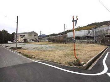 【売地】東広島市黒瀬町乃美尾字新池谷