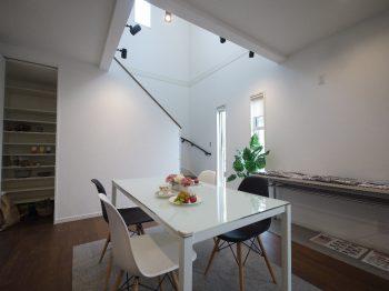 ⑦呉市焼山本庄ハイツの閑静な住宅街に建てられたモデルルームをご紹介いたします!!