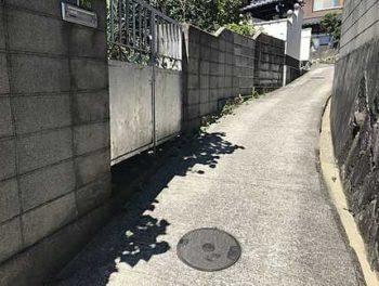 【売地】呉市仁方中筋町