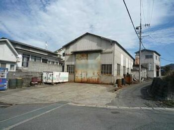 【売工場】東広島市黒瀬町南方